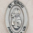 St. David Patron Saint Medal