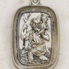 Silver Saint Christopher Medal