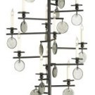 Currey and Company Sethos - Twelve Light Large Chandelier