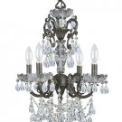Crystal Four Light Chandelier from the Legacy Collection