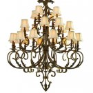 Crystorama Lighting - 6917 - Royal - Twelve Light Chandelier