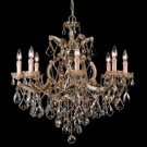 Maria Theresa 9 Light Single Tier Chandelier BY CRYSTORAMA LIGHTING