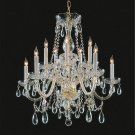 Traditional Crystal Chandelier 1130 by Crystorama Lighting