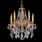 Crystorama Lighting 5 Light Novella Chandelier