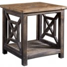 """Spiro - 22"""" End Table by Uttermost"""