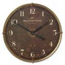 """Hotel Du Vieux - 30"""" Round Clock by Uttermost"""