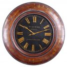 Tyrell - Clock by Uttermost