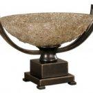 Crystal Palace Centerpiece - Decorative Bowl by Uttermost