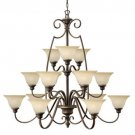 Hinkley Lighting- Cello 6lt Chandelier