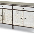 Currey & Company Credenza - With 2 Drawers