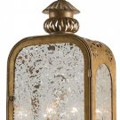 Currey and Company The Lillian August - Two Light Mercer Outdoor Hanging Lantern