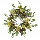 "20"" Artichoke Floral Wreath"