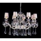 Allegri Lighting - 10099 - Locatelli - Eight Light Chandelier