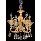 Allegri Lighting - 10457 - Legrenzi - Four Light Chandelier