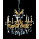 Allegri Lighting - 10538 - Bellini - Eight Light Chandelier