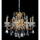 Allegri Lighting - 10528 - Martucci - Eight Light Chandelier