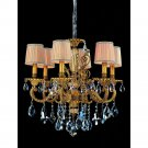 Allegri Lighting - 10636 - Auber - Six Light Chandelier