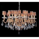 Allegri Lighting - 10618 - Rossi - Twenty Light Chandelier