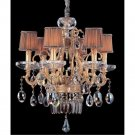 Allegri Lighting - 10616 - Rossi - Six Light Chandelier