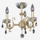 Allegri Lighting - 023351 - Bertalli - Three Light Mini Chandelier