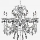 Allegri Lighting - 024251 - Steffani - Eight Light Chandelier