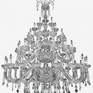 Allegri Lighting - 026056 - Clovio - Fifty Light Chandelier