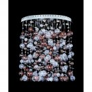 Allegri Lighting - 11148 - Rubens - Nine Light Oval Convertible