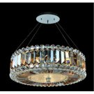 Allegri Lighting - 11740 - Luxor - Three Light Round Pendant