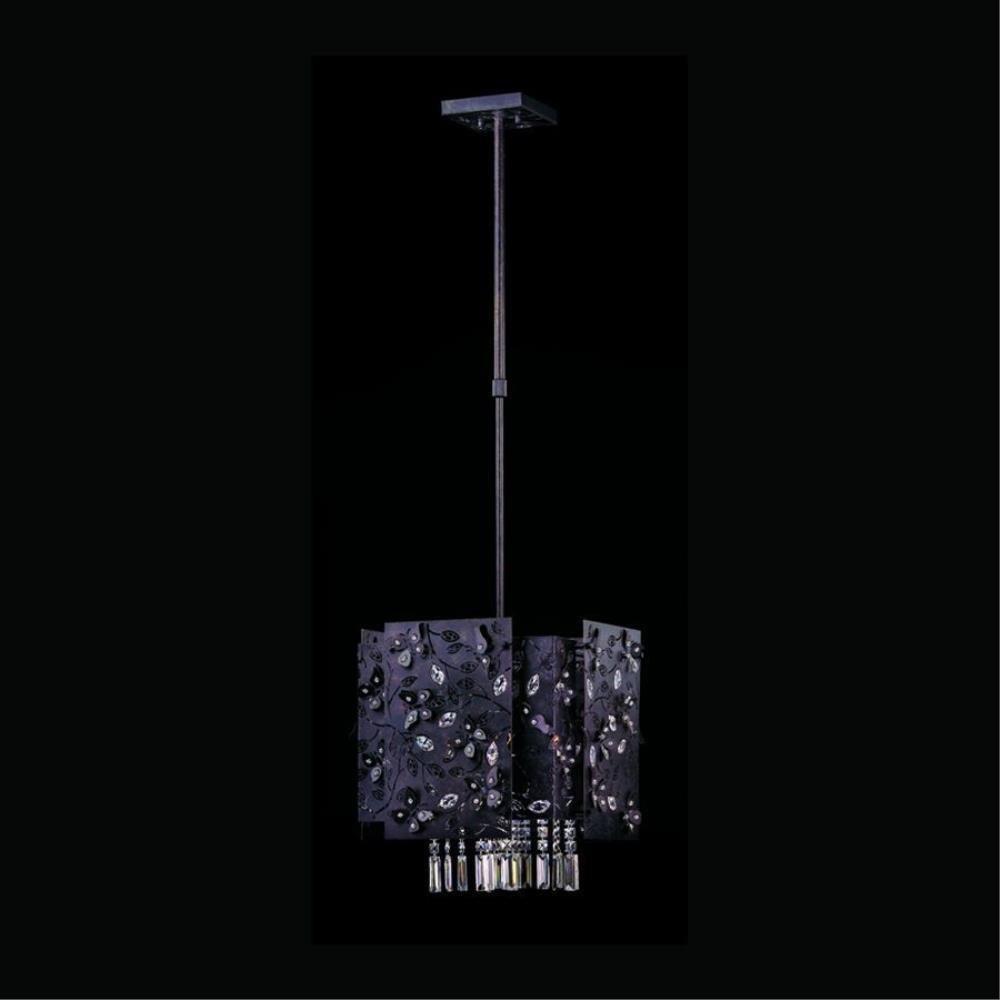 Allegri Lighting - 10277 - Franchetti - Four Light Pendant