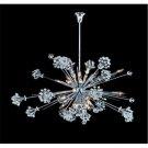 Allegri Lighting - 11638 - Constellation - Forty-Six Light Oval Pendant