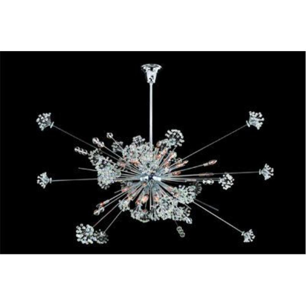 Allegri Lighting - 11636 - Constellation - Forty-Six Light Oval Pendant