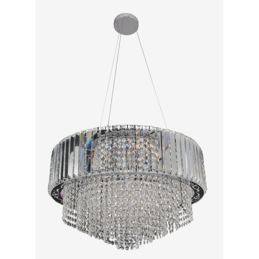 Allegri Lighting - 022750 - Adaliz - Twelve Light Pendant