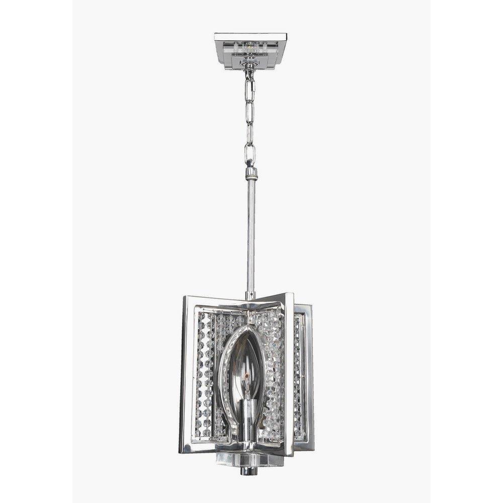 Allegri Lighting - 10135 - Rockefeller - One Light Mini Pendant