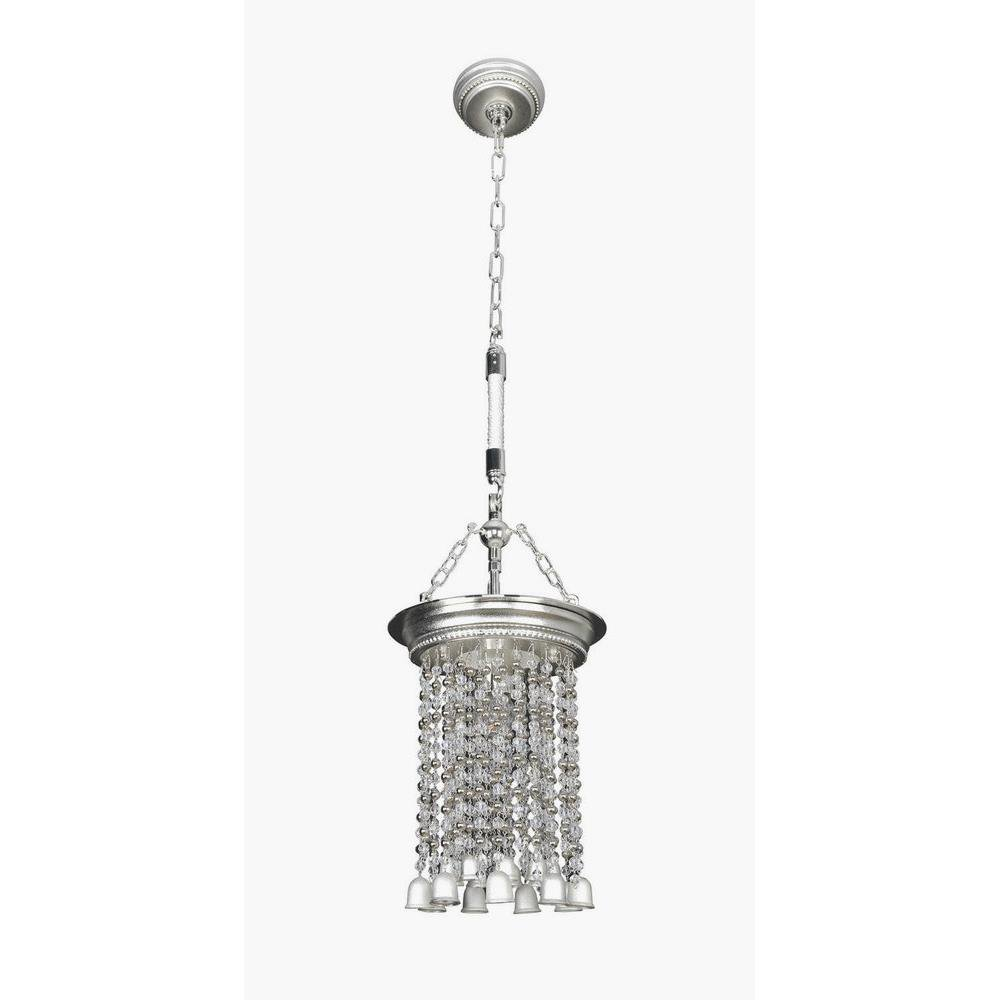 Allegri Lighting - 026651 - Clare - One Light Mini Pendant