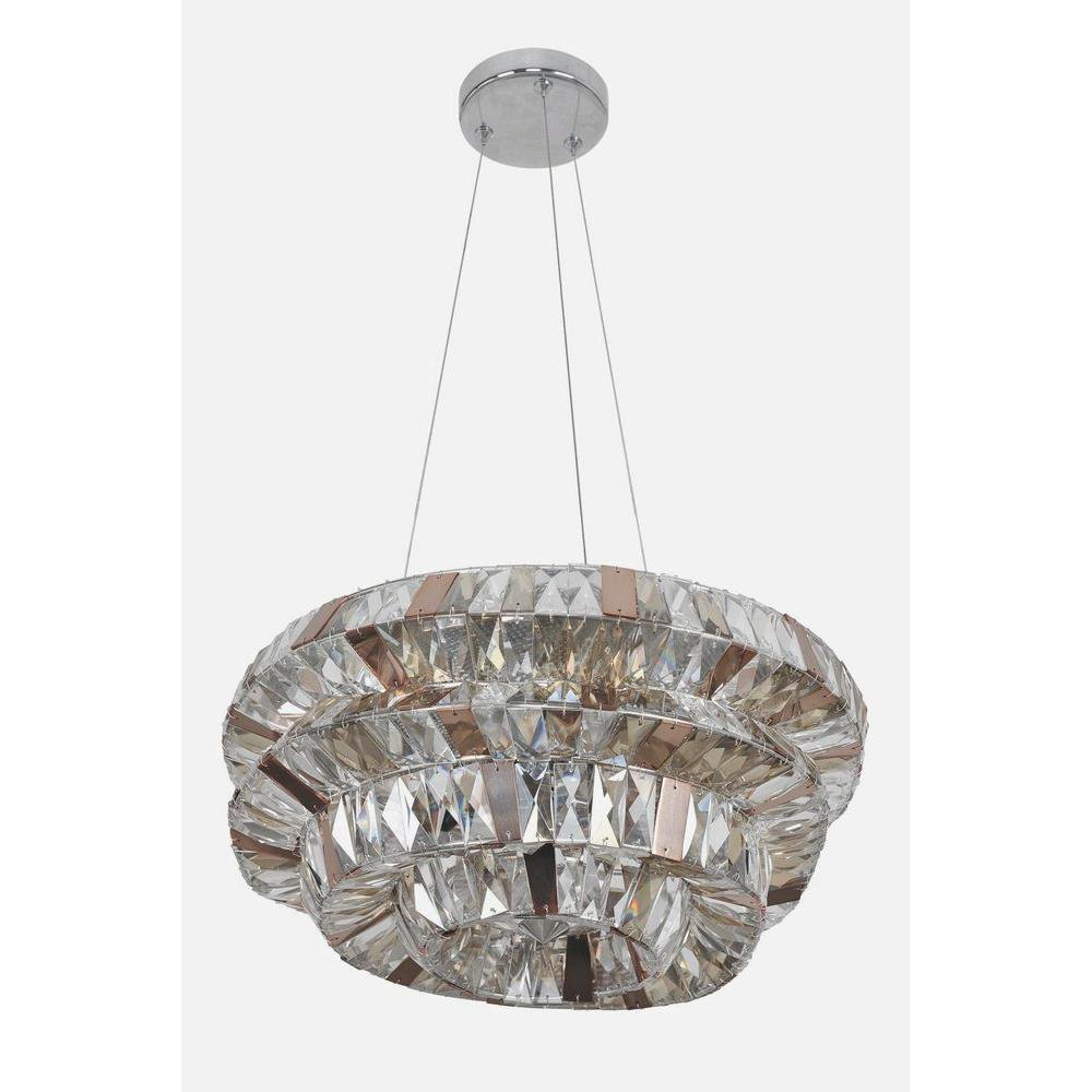 Allegri Lighting - 026352 - Gehry - Fifteen Light Pendant