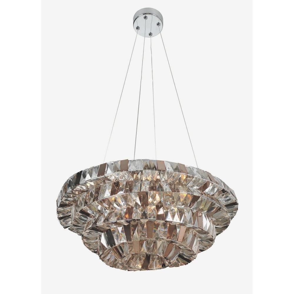 Allegri Lighting - 026350 - Gehry - Eight Light Pendant