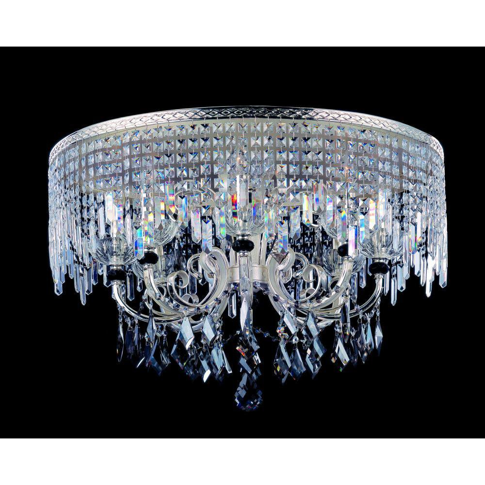 Allegri Lighting - 10816 - Gabrielli - Six Light Flush Mount