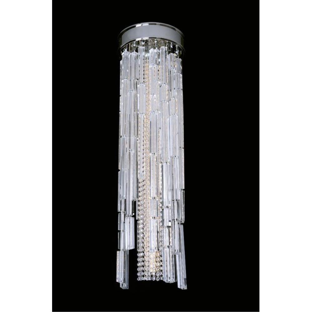 Allegri Lighting - 11128 - Zurbaran - Nine Light Round Flush Mount