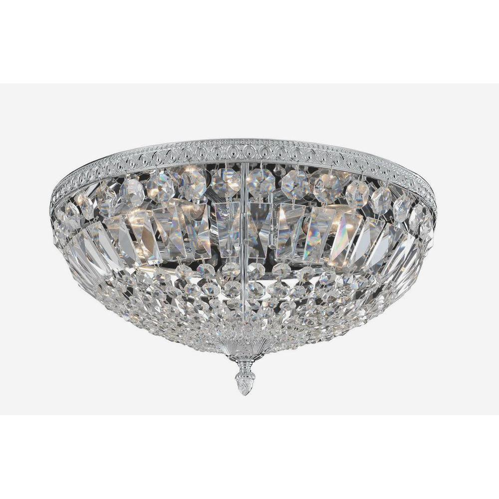 Allegri Lighting - 025943 - Lemire - Five Light Flush Mount