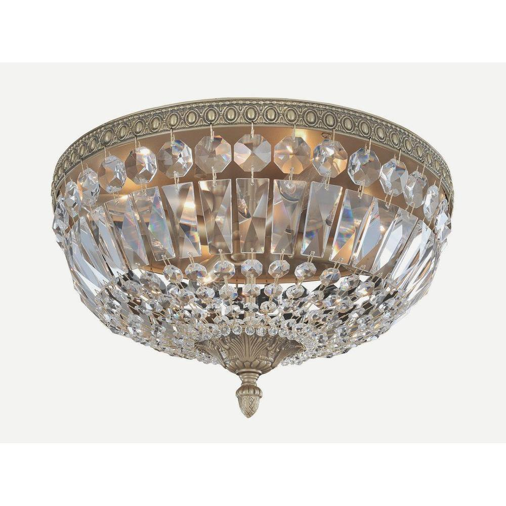 Allegri Lighting - 025941 - Lemire - Four Light Flush Mount