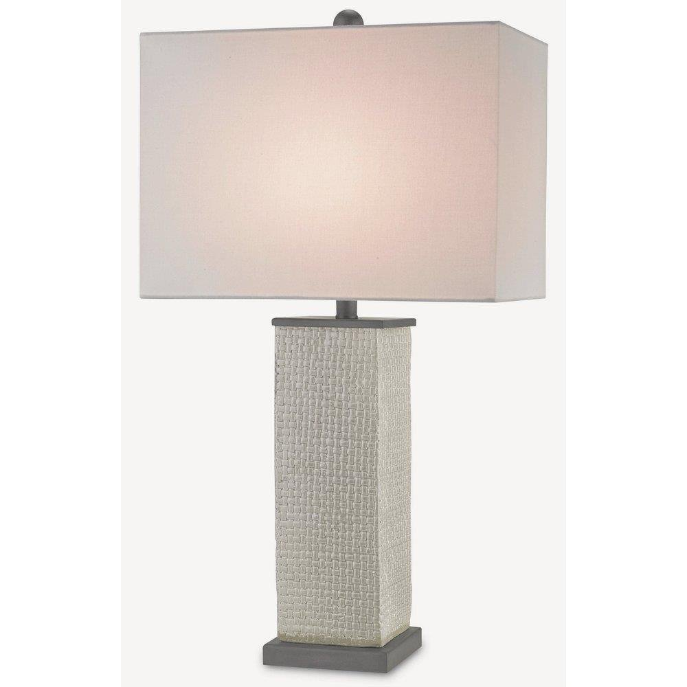"Currey and Company Reed - 31"" Table Lamp"