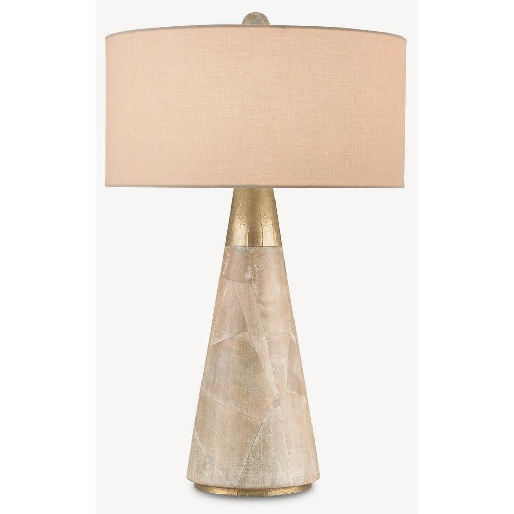 "Currey and Company Babylon - 24"" Table Lamp"