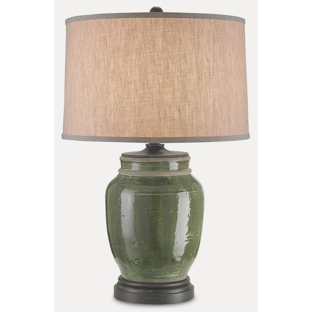 "Currey and Company Carver - 30"" Table Lamp"
