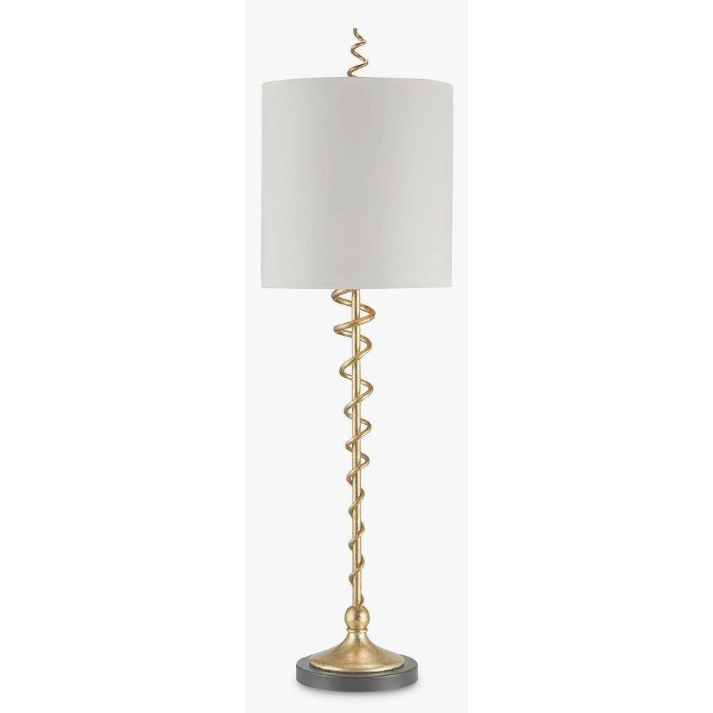 """Currey and Company Izzy - 37"""" Table Lamp"""