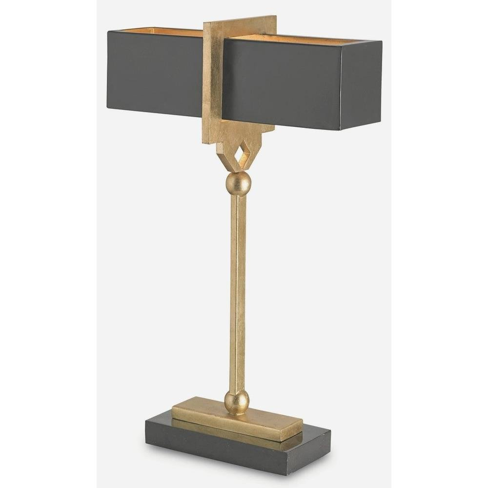 "Currey and Company Apropos - 25"" Small Table Lamp"
