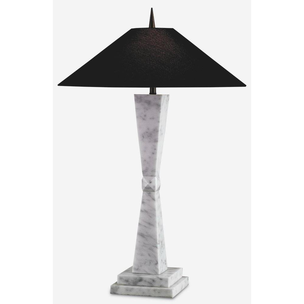"""Currey and Company Kingsley - 33"""" Table Lamp"""