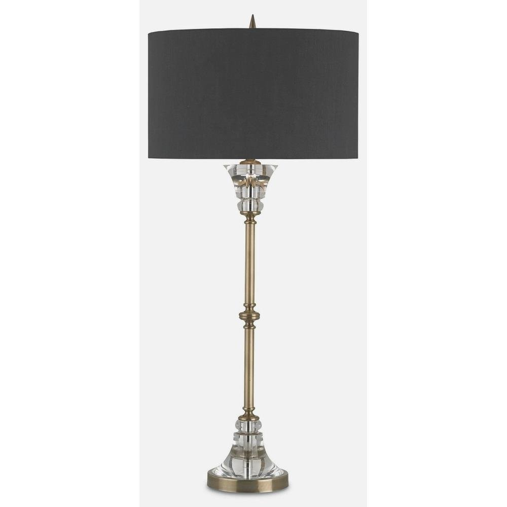 """Currey and Company Encore - 36"""" Table Lamp"""