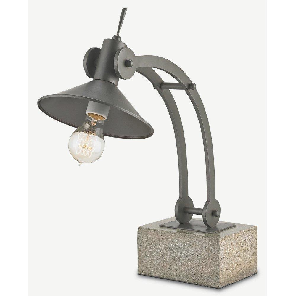 """Currey and Company Willivee - 20"""" Table Lamp"""