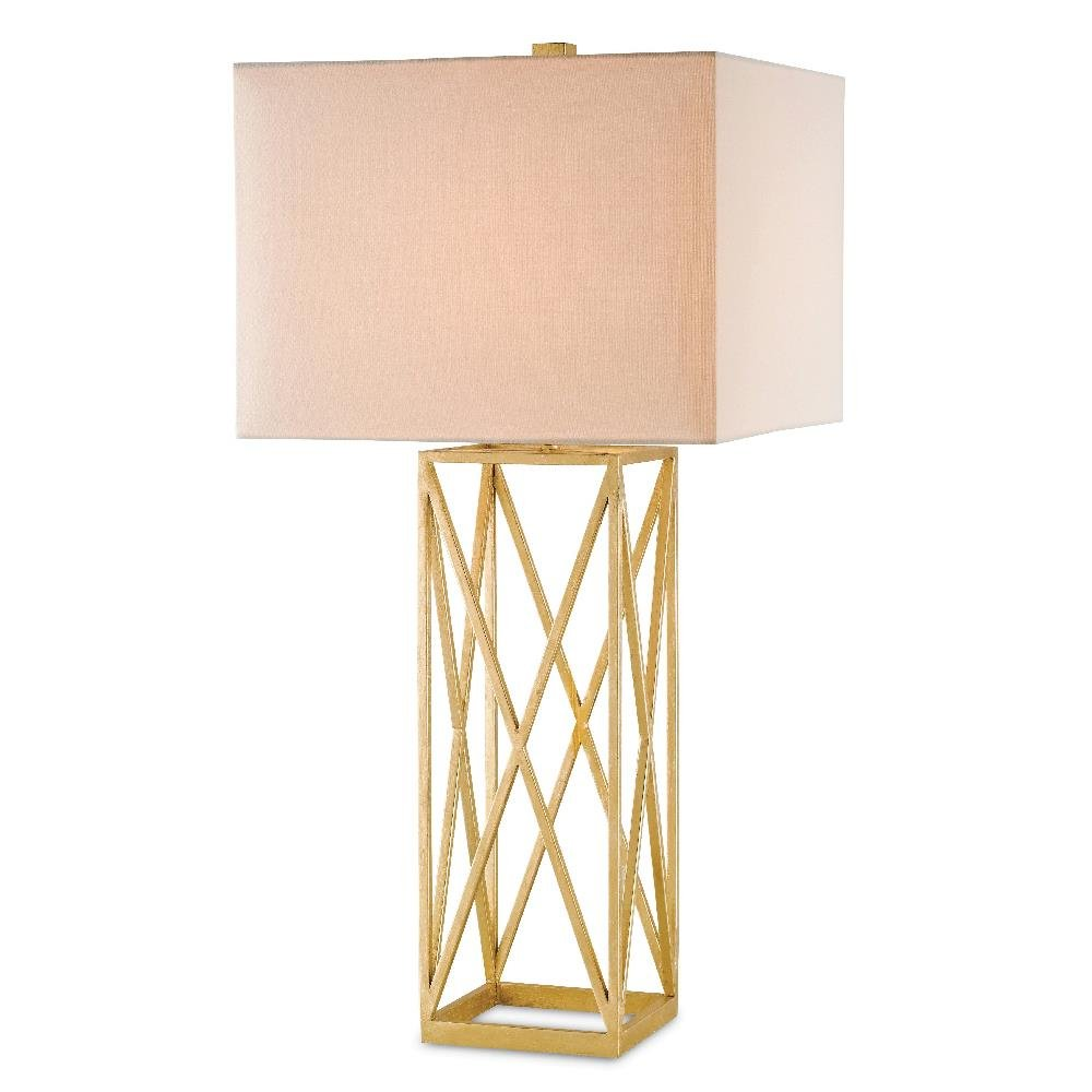 "Currey and Company Clemente - 34"" Table Lamp"