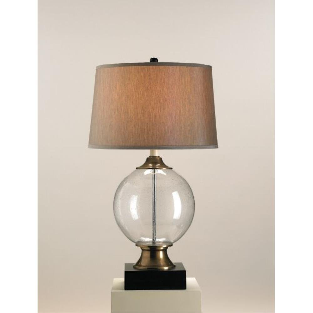 Currey and Company 1 Light Motif Table Lamp